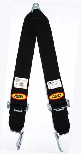 Bolt-In 3in V Shoulder Harness