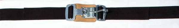Snap-In 2in Duck Bill - Lap Belt