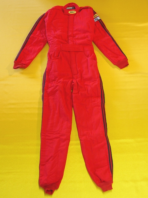 Driving Suit - Click Image to Close