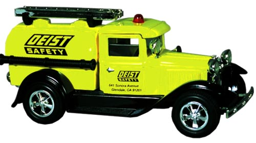 Collectible Deist Truck