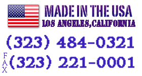 Made in the USA - Contact Us